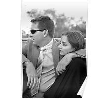 John and Kat Poster