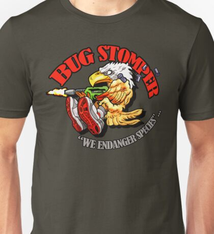 USCM BUG STOMPER! Unisex T-Shirt