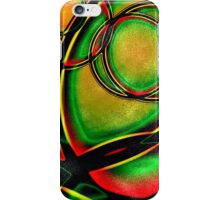 Multicolored Modern Abstract Design iPhone Case/Skin