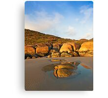 Whisky Bay Beach, Wilsons Promontory, Victoria Canvas Print