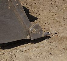 Where the steel meets the dirt by jclegge