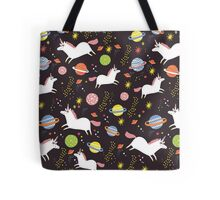 Space unicorns Tote Bag