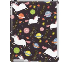 Space unicorns iPad Case/Skin