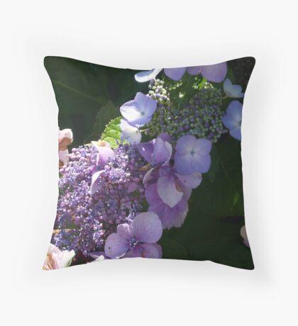 Morbihan Throw Pillow