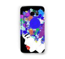 Flower 'Fro ver. 10 Samsung Galaxy Case/Skin