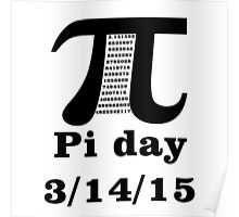 Pi Day 2015 Poster