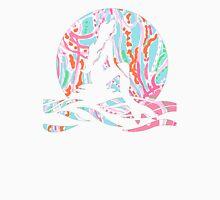 Lilly Pulitzer Inspired Mermaid - Jellies Be Jammin Unisex T-Shirt