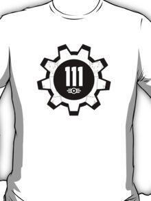 FALLOUT 4 - VAULT 111 DESIGN T-Shirt
