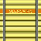 GLENCAIRN Subway Station by Daniel McLaren