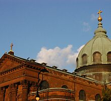 Cathedral Basilica by cookltd