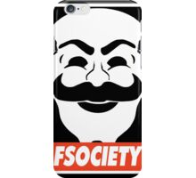 FSOCIETY OBEY iPhone Case/Skin
