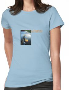URBAN PLAYGROUND CLOTHING Womens Fitted T-Shirt