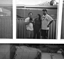 Photographer and Friends by Keith Rowell