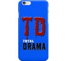 Total drama geek funny nerd iPhone Case/Skin