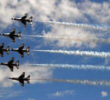 Sacramento Air Show by ShootinMickey