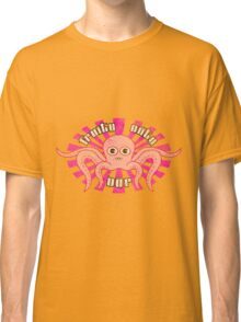 "Fruity Oaty Bar! ""OCTOPUS"" (Vintage) Classic T-Shirt"