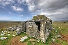 Parknabinna Wedge Tomb by John Quinn