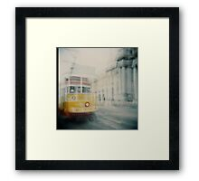 tram no.28 Framed Print