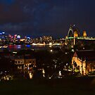 The City at Night by GailD