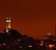 San Francisco City by ShootinMickey
