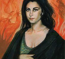 La Strega  (the witch) by james thomas richardson