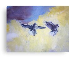 Sky Birds Canvas Print