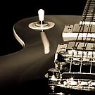 Vintage Electric Guitar by yurix