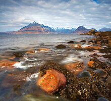Rocks and Lochs by Jeanie