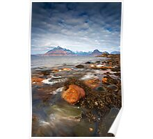 Rocks and Lochs Poster