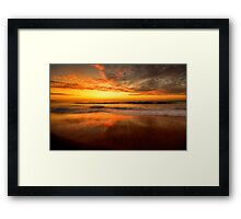 Halelujah - Palm Beach, Sydney - The HDR Experience Framed Print