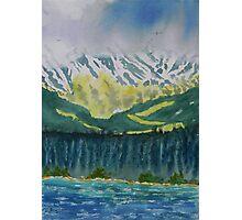 Juneau Landscape Photographic Print