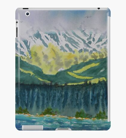 Juneau Landscape iPad Case/Skin
