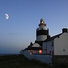 Hook Lighthouse by Hauke Steinberg