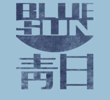 Blue Sun Vintage Style Shirt (Firefly/Serenity) Kids Clothes