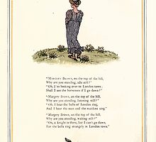 Under the Window Pictures and Rhymes for Children Edmund Evans and Kate Greenaway 1878 0026 Margery Brown by wetdryvac