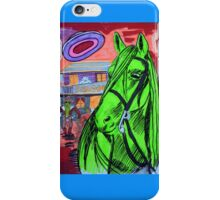 The Evening At The Saloon iPhone Case/Skin