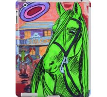 The Evening At The Saloon iPad Case/Skin