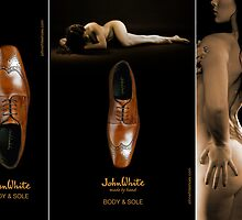 Body and Sole...Advertising Campaign by Maxoperandi