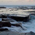 Ocean Rocks - Australia by TMphotography