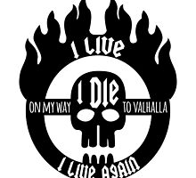Mad Max - Fury Road - I live I die I live again by Fink76