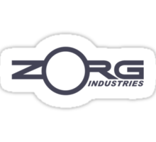 Zorg Industries Sticker