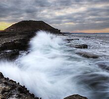 Rough Seas, Filey by MartinWilliams