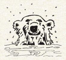 Polar Bear by MBTshirts