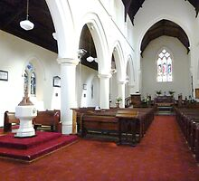 Holy Trinity Anglican Church - Williamstown by EdsMum
