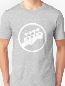 Scott Pilgrim vs. The World Rock Band Instrument Symbol – Bass T-Shirt