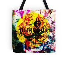 Green Day Album Montage Tote Bag