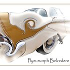 Plym Morph Belvedere by MidnightRocker