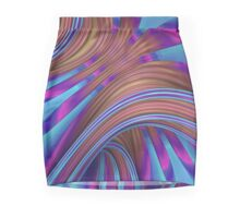 Ride the Swirl Pencil Skirt