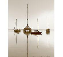 Calm Waters - Eastern Beach Geelong Photographic Print