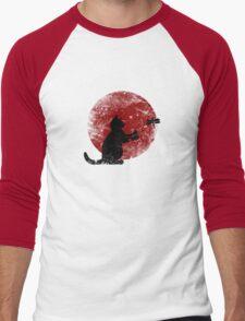 Playful Men's Baseball ¾ T-Shirt